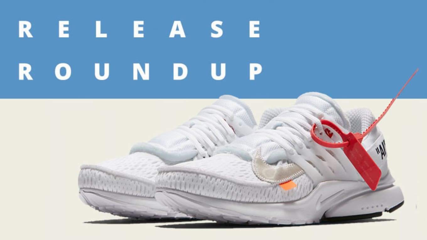 d2d6cc01c03992 Release Roundup  Sneakers You Need to Check Out This Weekend. Another  Off-White x Nike Air Presto  Polar Opposites