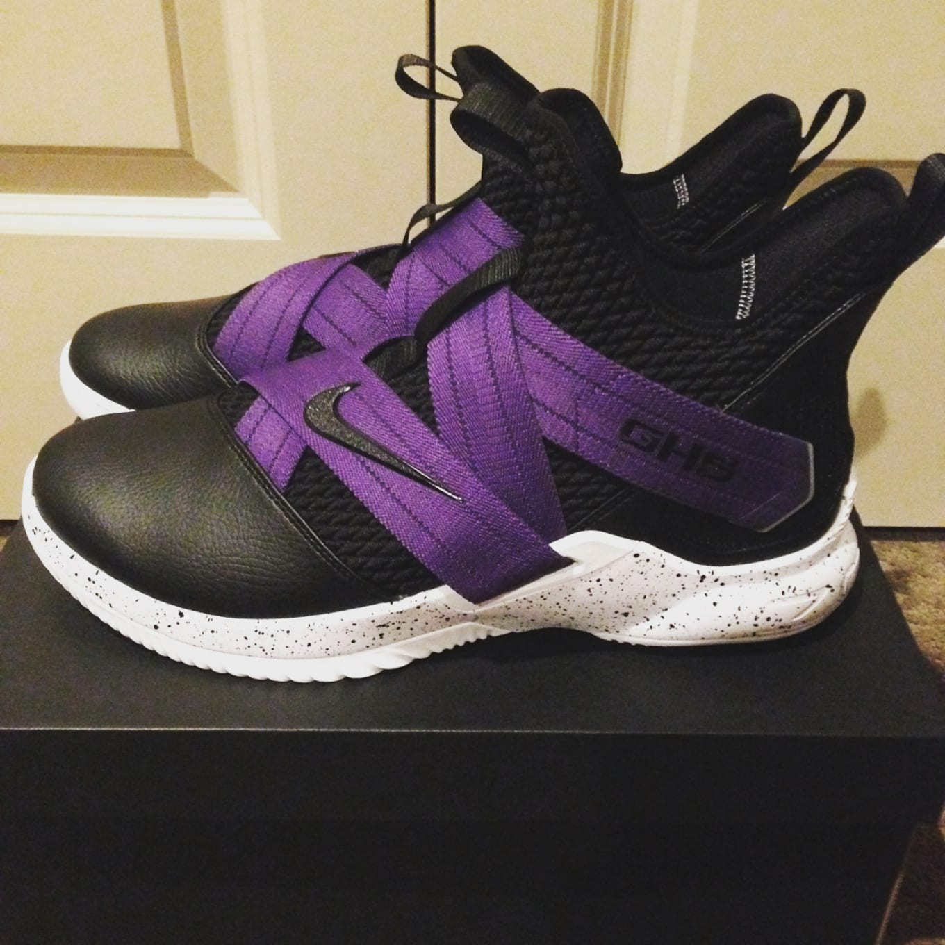 best sneakers 610b3 a0d68 NIKEiD LeBron Soldier 12 Designs | Sole Collector