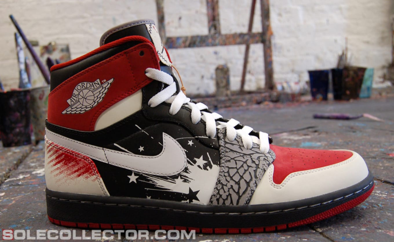 8d3b5b8a8f21 Dave White Sneaker Collaboration History