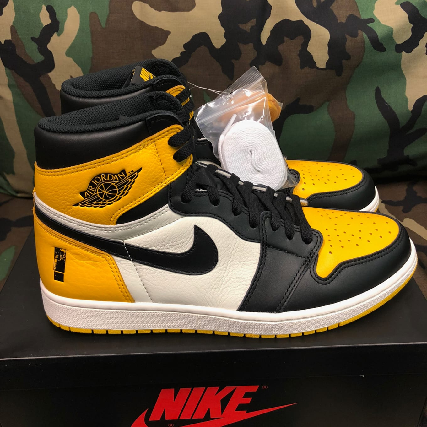 Rock Band Shinedown Gets Its Own Air Jordan 1 e99662439