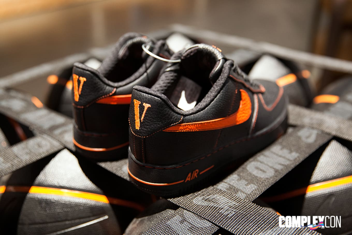 finest selection 6081b f606d Nike Air Force 1 Vlone Release | Sole Collector