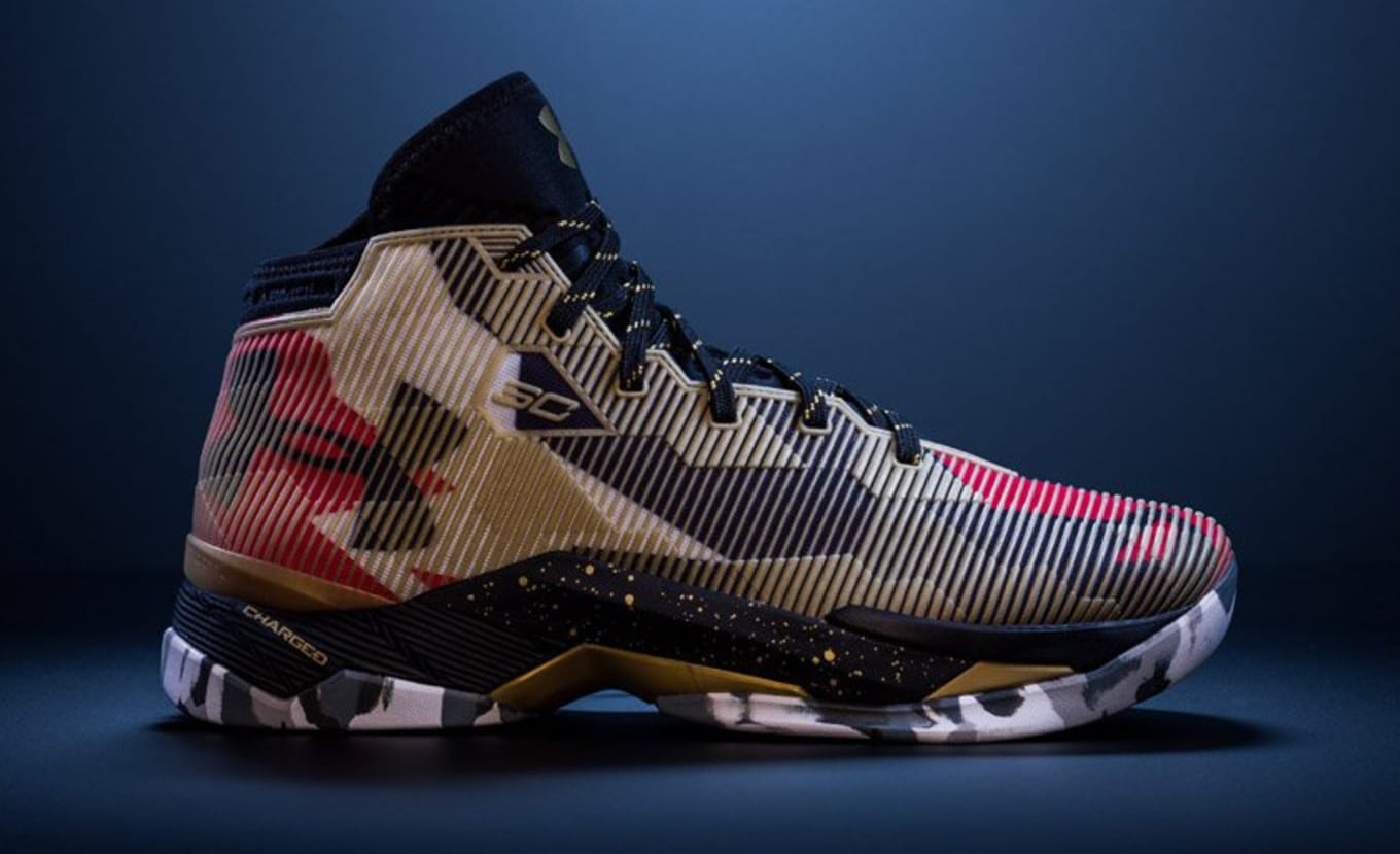newest collection 5a344 5fe36 Under Armour Curry 2.5 Heavy Metal | Sole Collector