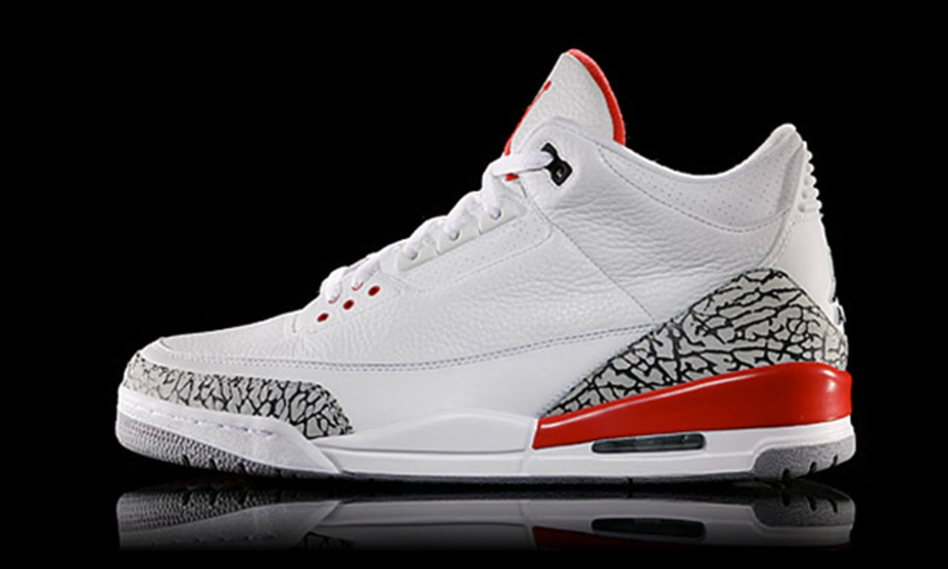 Black Cat Air Jordan 3 Katrina 2017 Release Dates  86e6c2bce