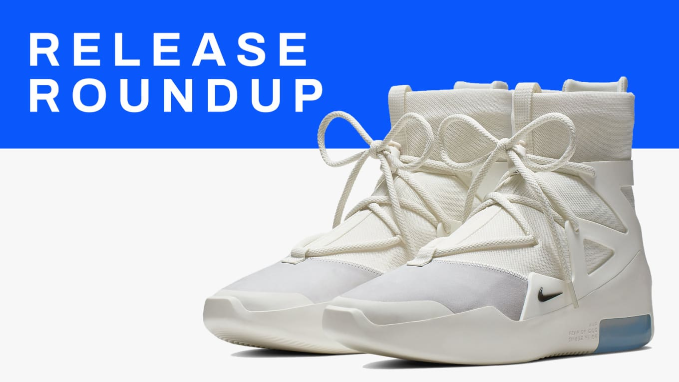 A Complete Guide to This Weekend's Sneakers Releases   Sole