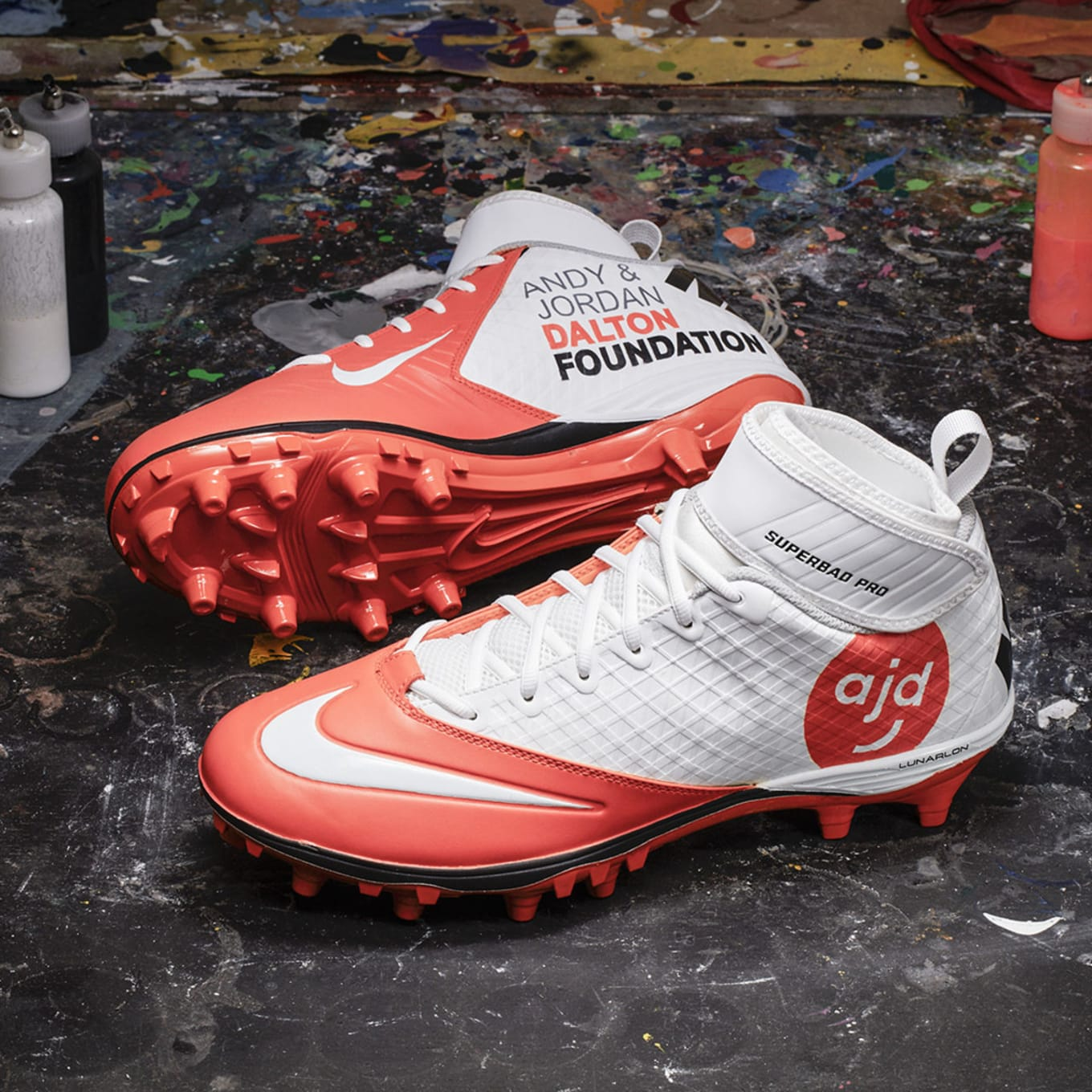new product b43d3 079da NFL Cause Custom Cleats   Sole Collector