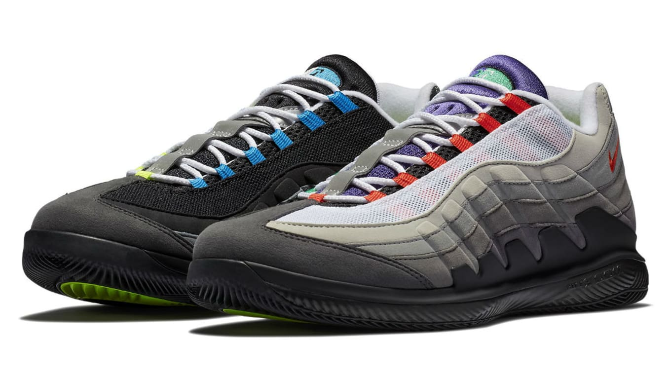 low priced def6f 91f88 free shipping nikecourt vapor rf x air max 95 greedy 18fd9 491b1