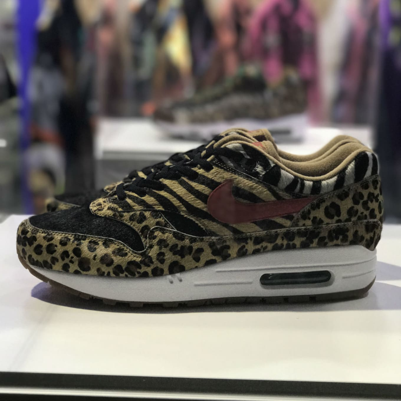 super popular 276bb ec721 Atmos and Nike Have a New Air Max  Animal Pack  in the Works for 2018