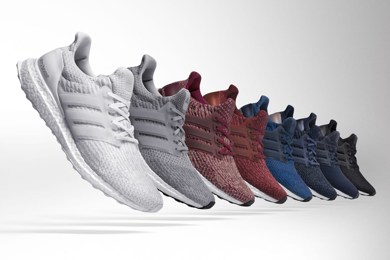 adidas Releases Official Images of its UltraBOOST 3.0