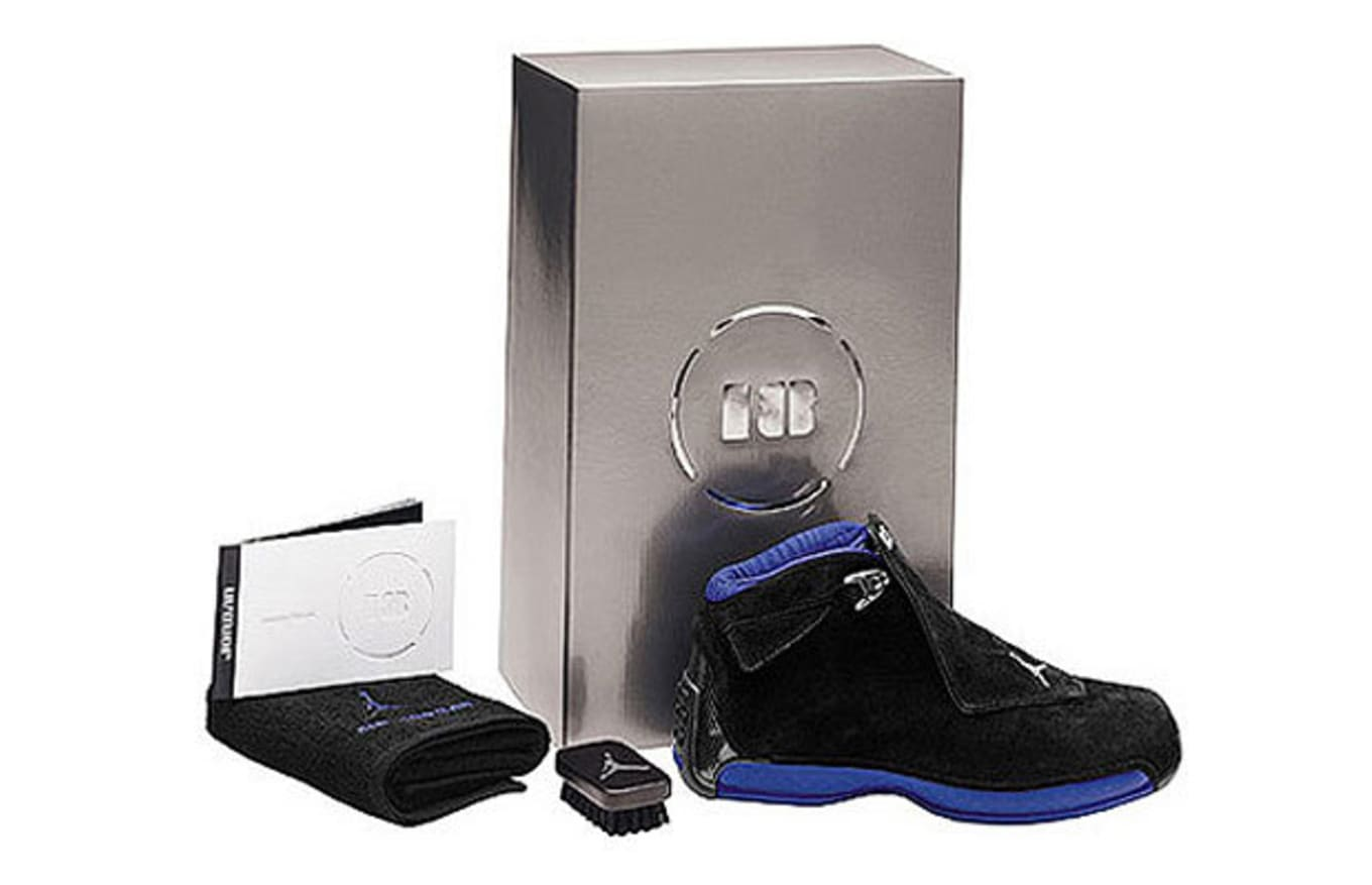 db76a738acc961 It would be hard to consider any Air Jordan 18s truly limited