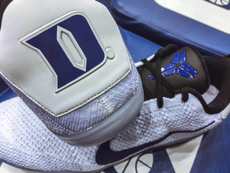 Duke Nike Kobe 11 Elite PE  f9f5369ea1
