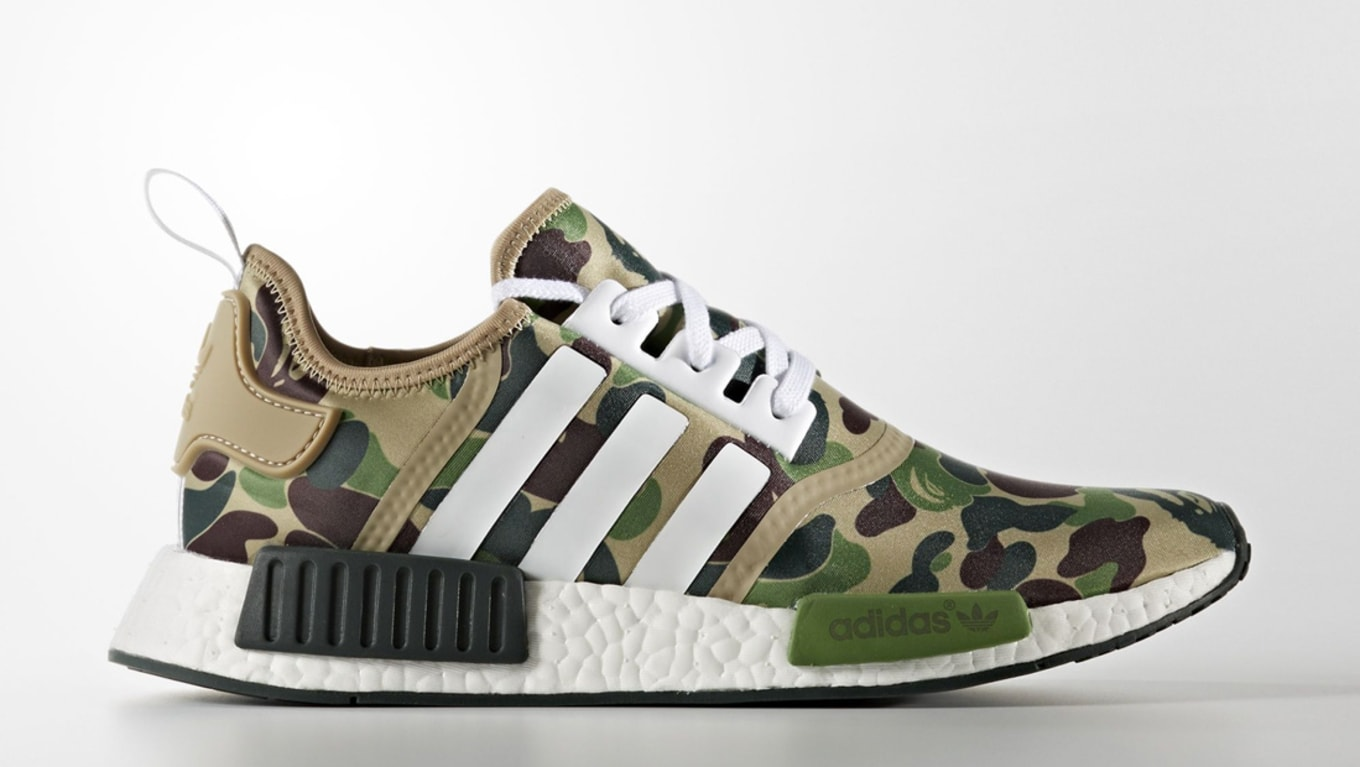 reputable site 468af ddbf7 How to Buy the Upcoming Bape x Adidas NMDs | Sole Collector