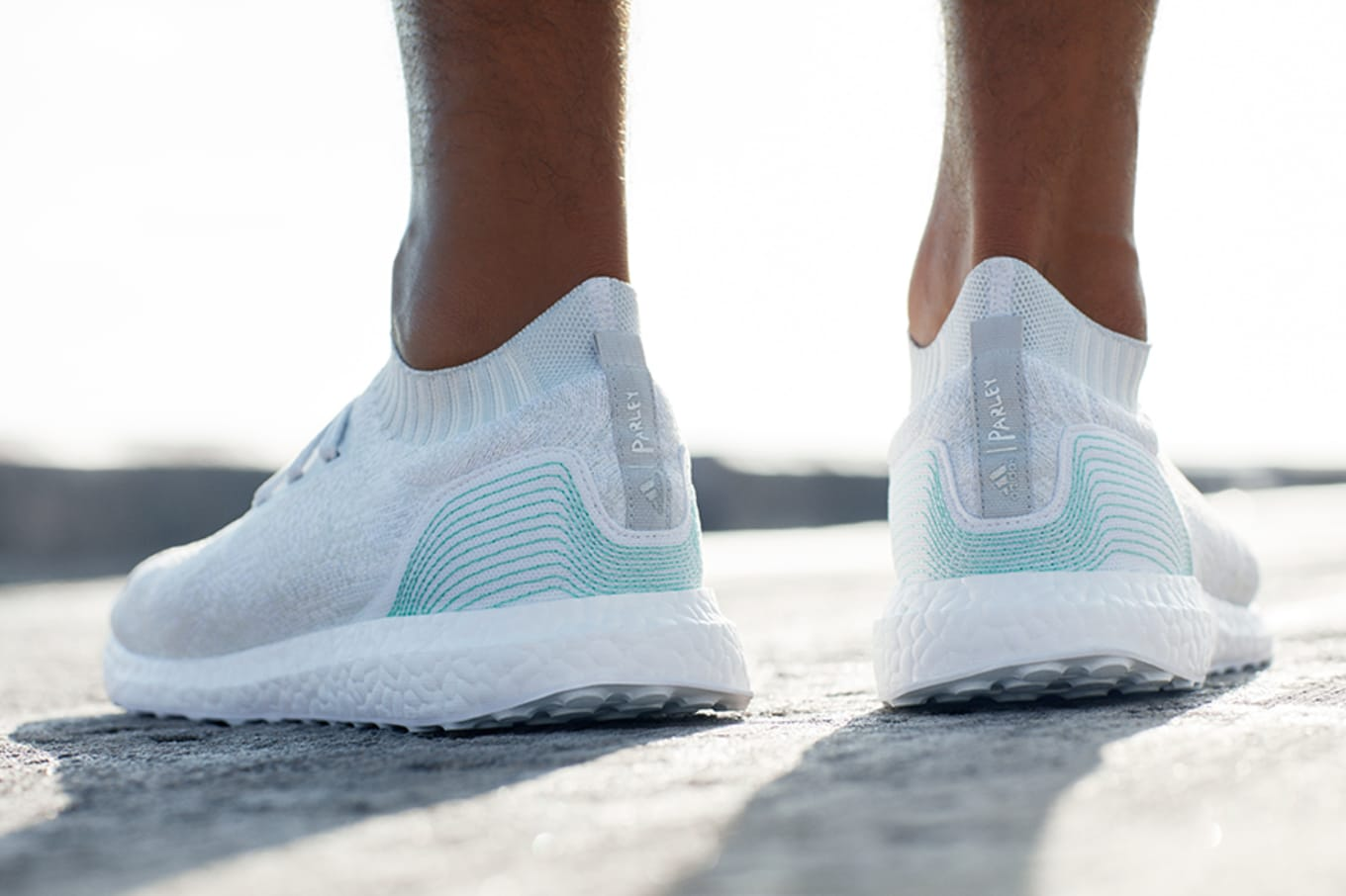 Release info for the Parley x Adidas Ultra Boost Uncaged. f886bed507