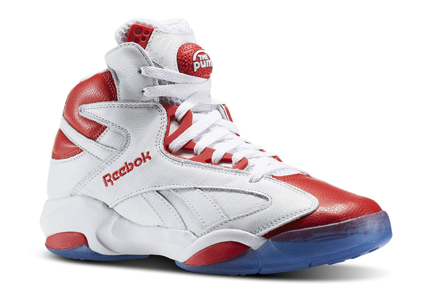 A colorway mimicking the OG  Red Toe  Reebok Question. 6efa47d43