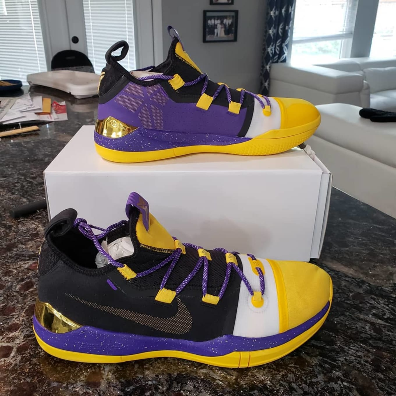 Nikeid Nike By You Kobe A D Exodus Designs Sole Collector