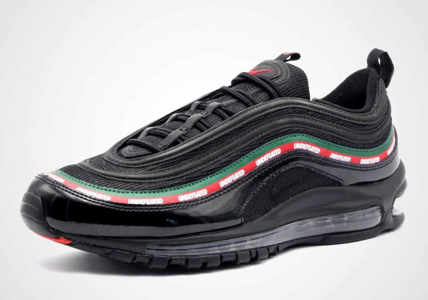 3a12ff7dd1c2 Undefeated x Nike Air Max 97s May Be Releasing Soon. Here is a detailed look  at the upcoming collaboration.