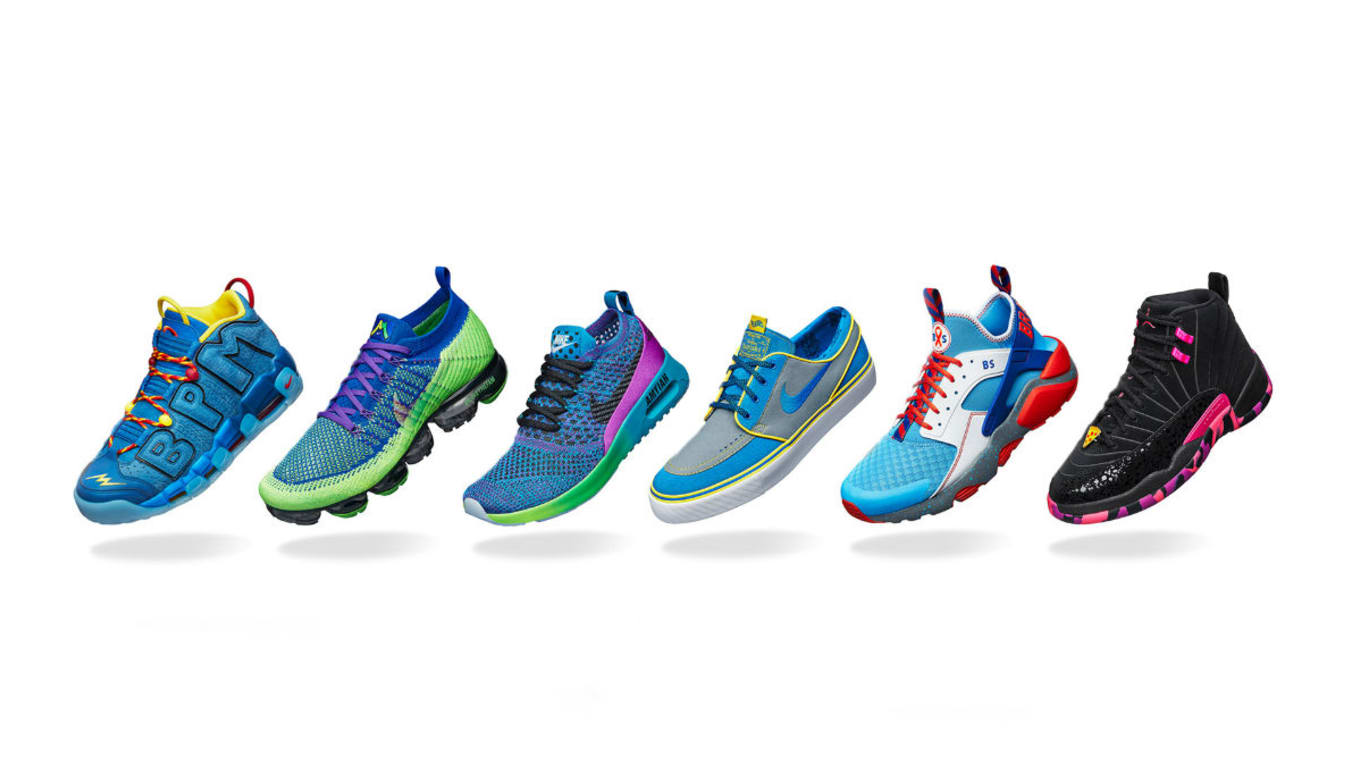 6cb79d00f59c Introducing the 2017 Nike Doernbecher Freestyle Sneaker Collection