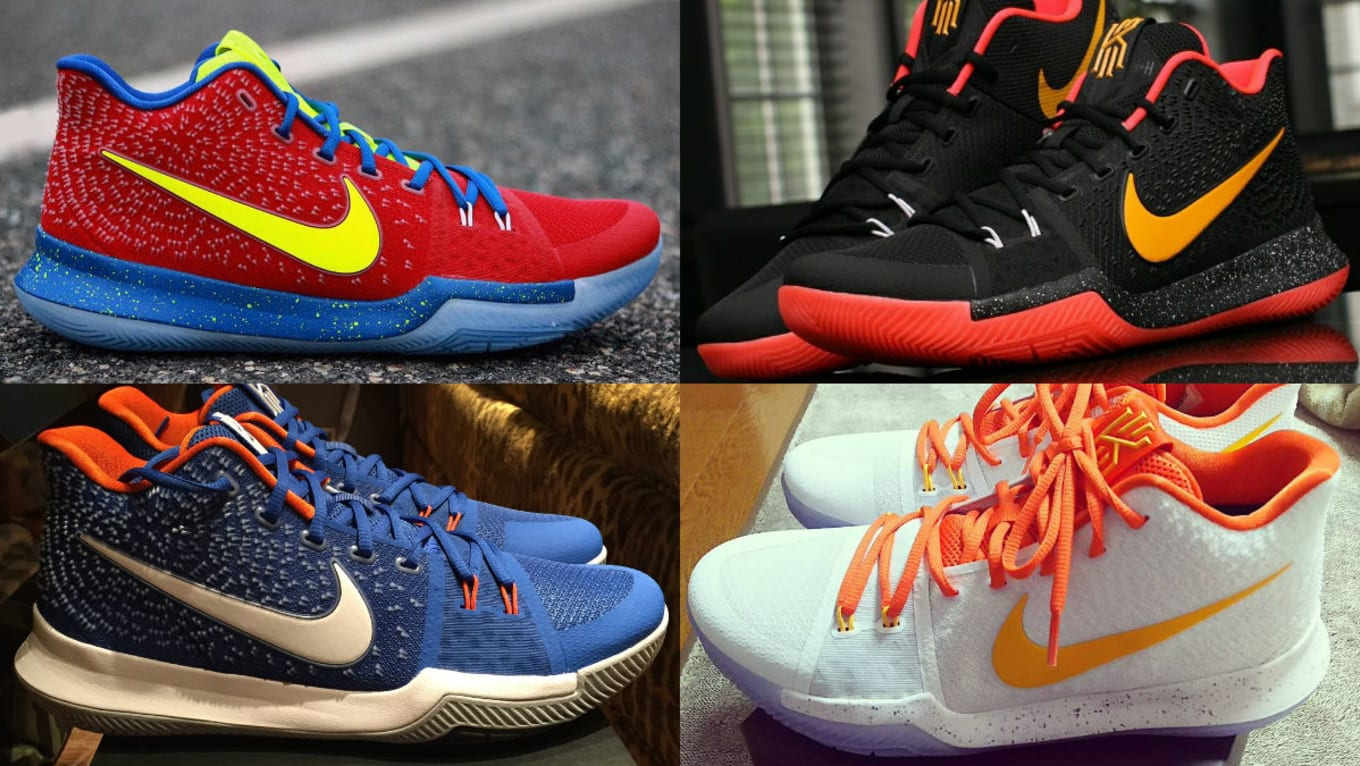 1147abe1d24 The 50 Best NIKEiD Kyrie 3 Designs