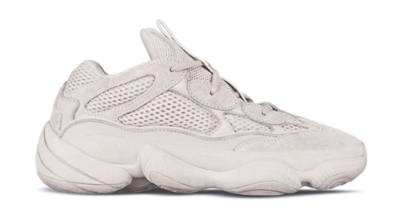 new arrival fb093 69abf Sign Ups Have Opened for the Adidas Yeezy 500  Blush