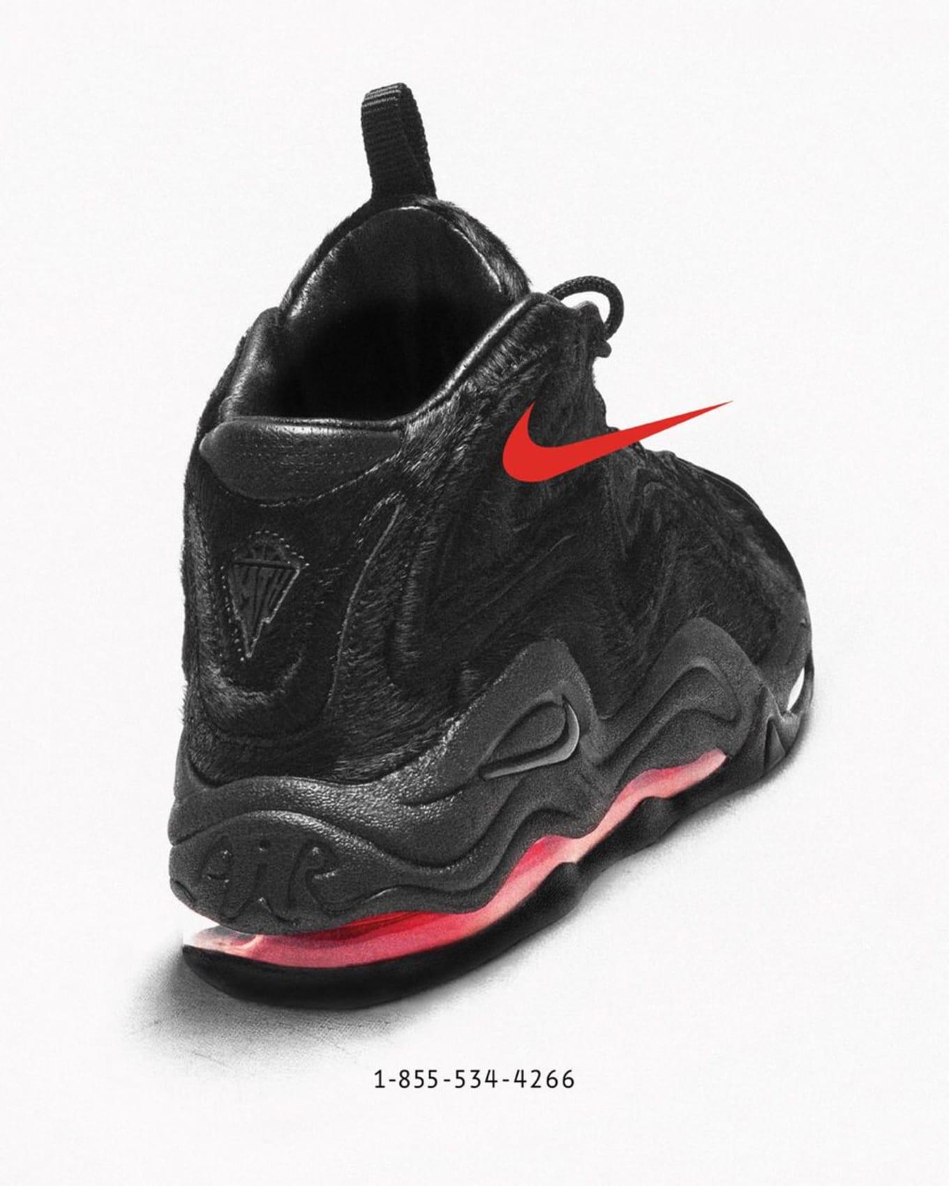 53c53b061e9 Ronnie Fieg and Scottie Pippen Recreate a Classic Nike Ad Campaign