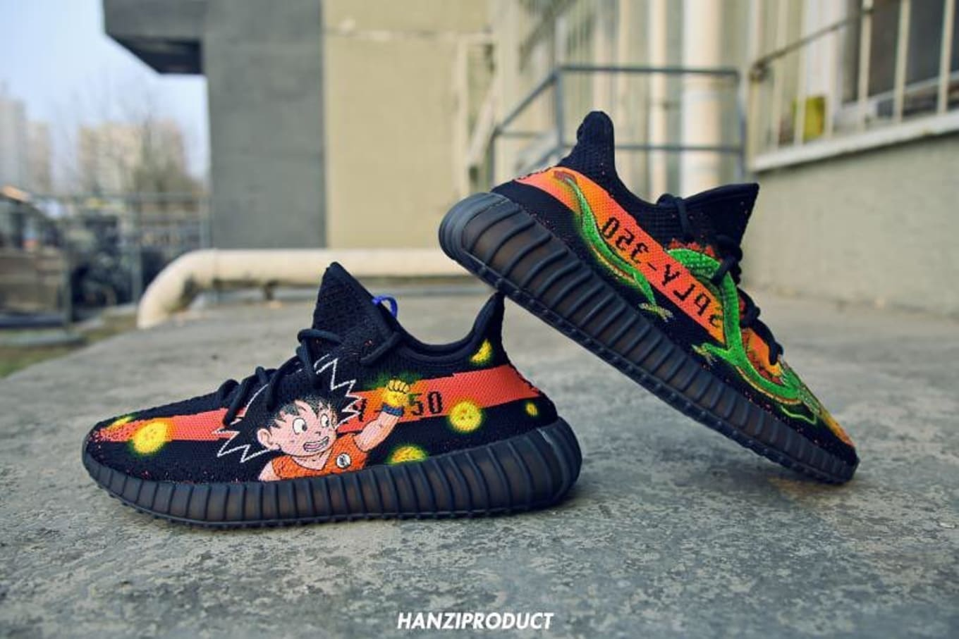4c52532ad95d7 The Best Adidas Yeezy 350 Boost V2 Customs