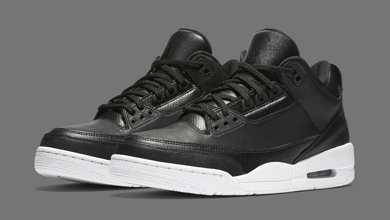 designer fashion 87f38 8d355 Cyber Monday Air Jordan 3 Release Date 136064-020 | Sole ...
