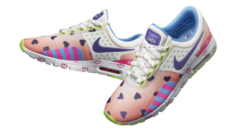Nike Air Max Zero Doernbecher by Chehayla Hyatt Release Date