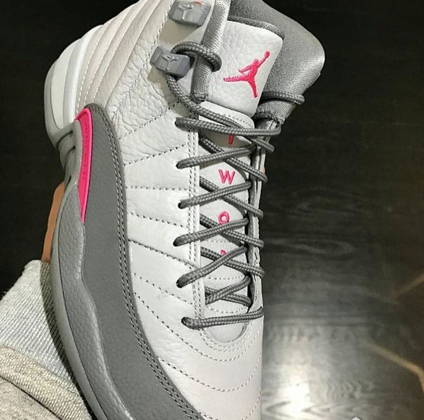 04d4b43ce3d363 Girls Get Another Air Jordan 12 Exclusive. This pair releases in November.