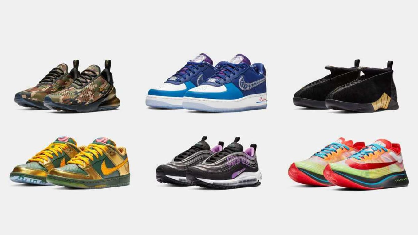 0edaa7e59ad37c Doernbecher x Nike Freestyle 2018 Collection Release Date