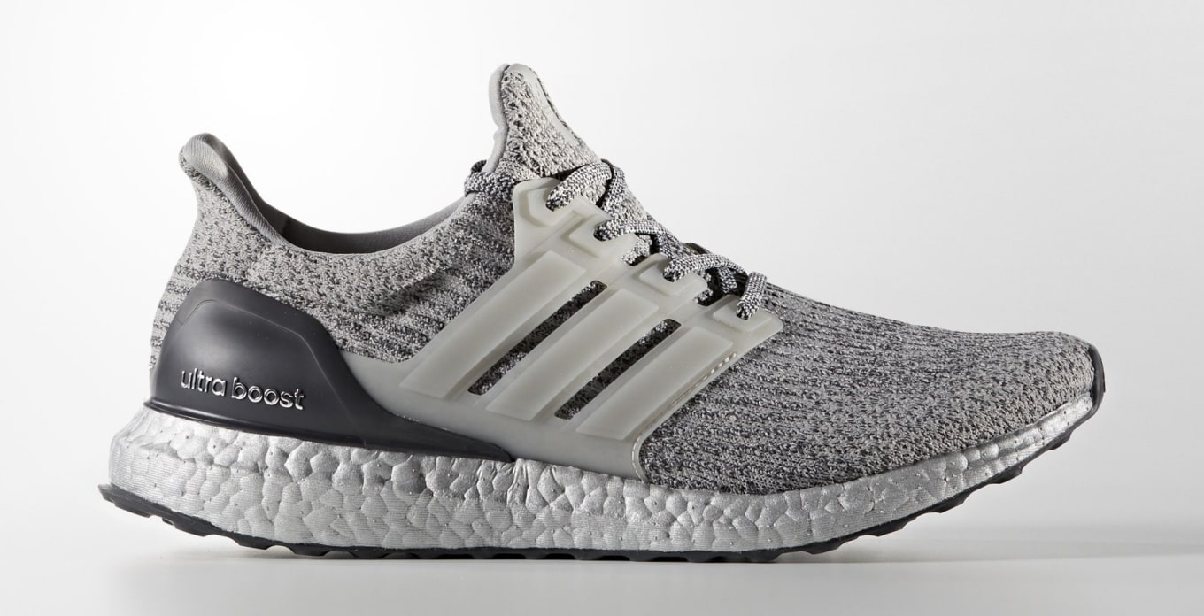 hot sale online 60acb e91f6 Buy Silver Pack Adidas Ultra Boosts Online Here. The sneakers are  launching today.