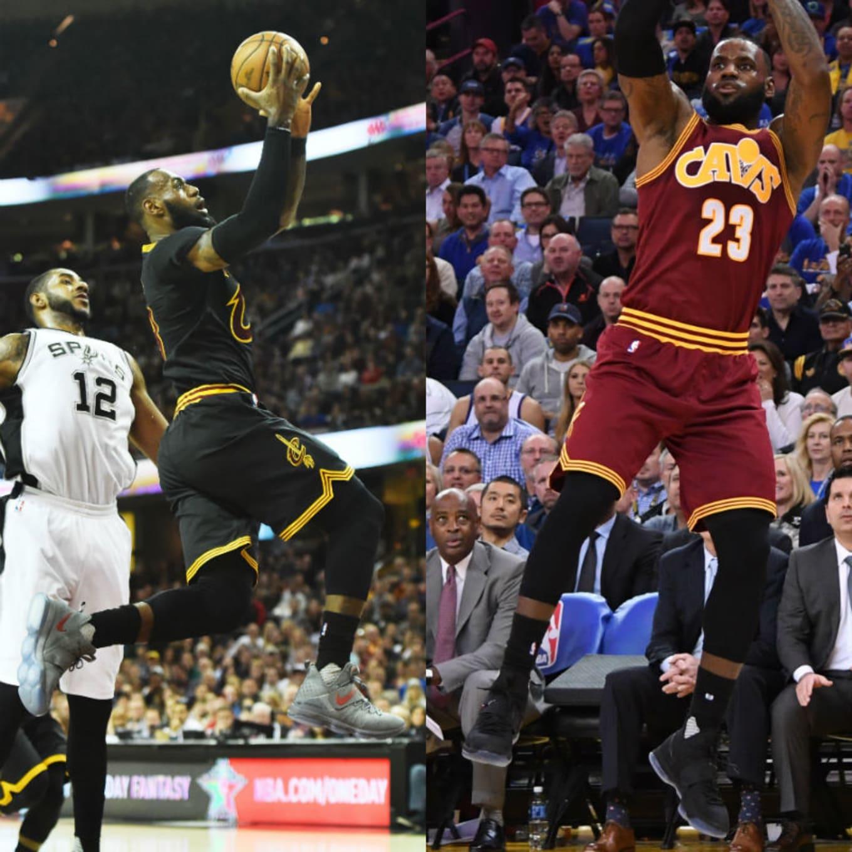 599531fa4 Images via Ken Blaze   Kyle Terada for USA Today Sports. Team  Cleveland  Cavaliers