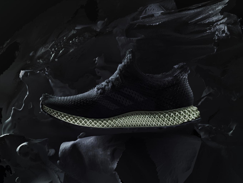 adidas introduces Futurecraft 4D sneakers