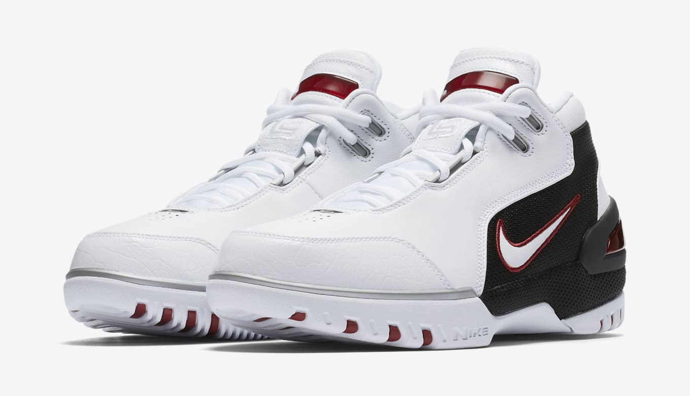 a0107daf57a Where to Buy Nike Air Zoom Generation LeBron Retro