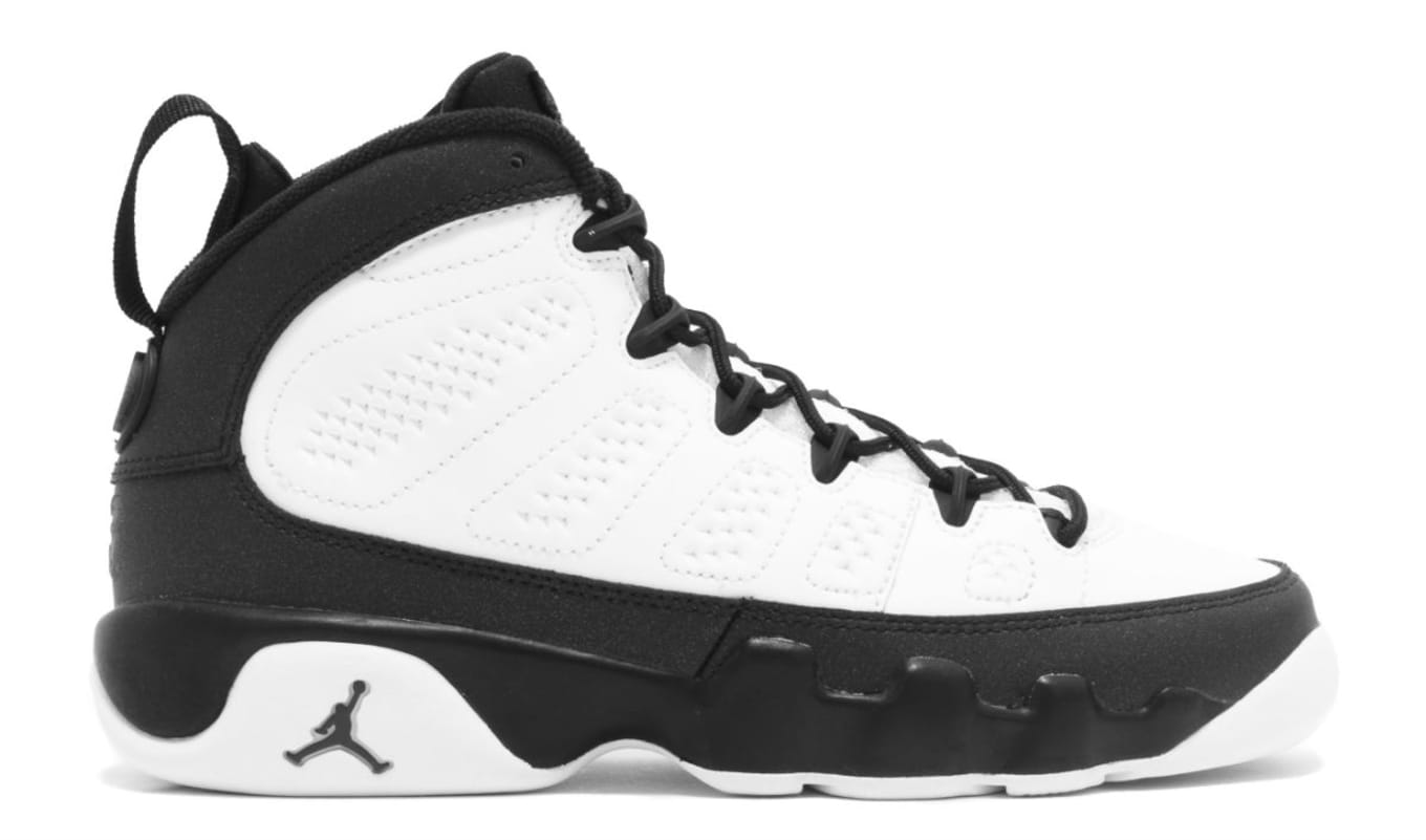 c59612f7570f Air Jordan 9 Retro Release Date  Jan. 2018. Color  Black Summit  White Metallic Gold Black Style    302370-021. Price   190