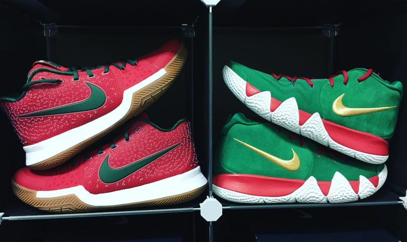 new arrive 1a132 6b307 NIKEiD Kyrie 4 Designs | Sole Collector