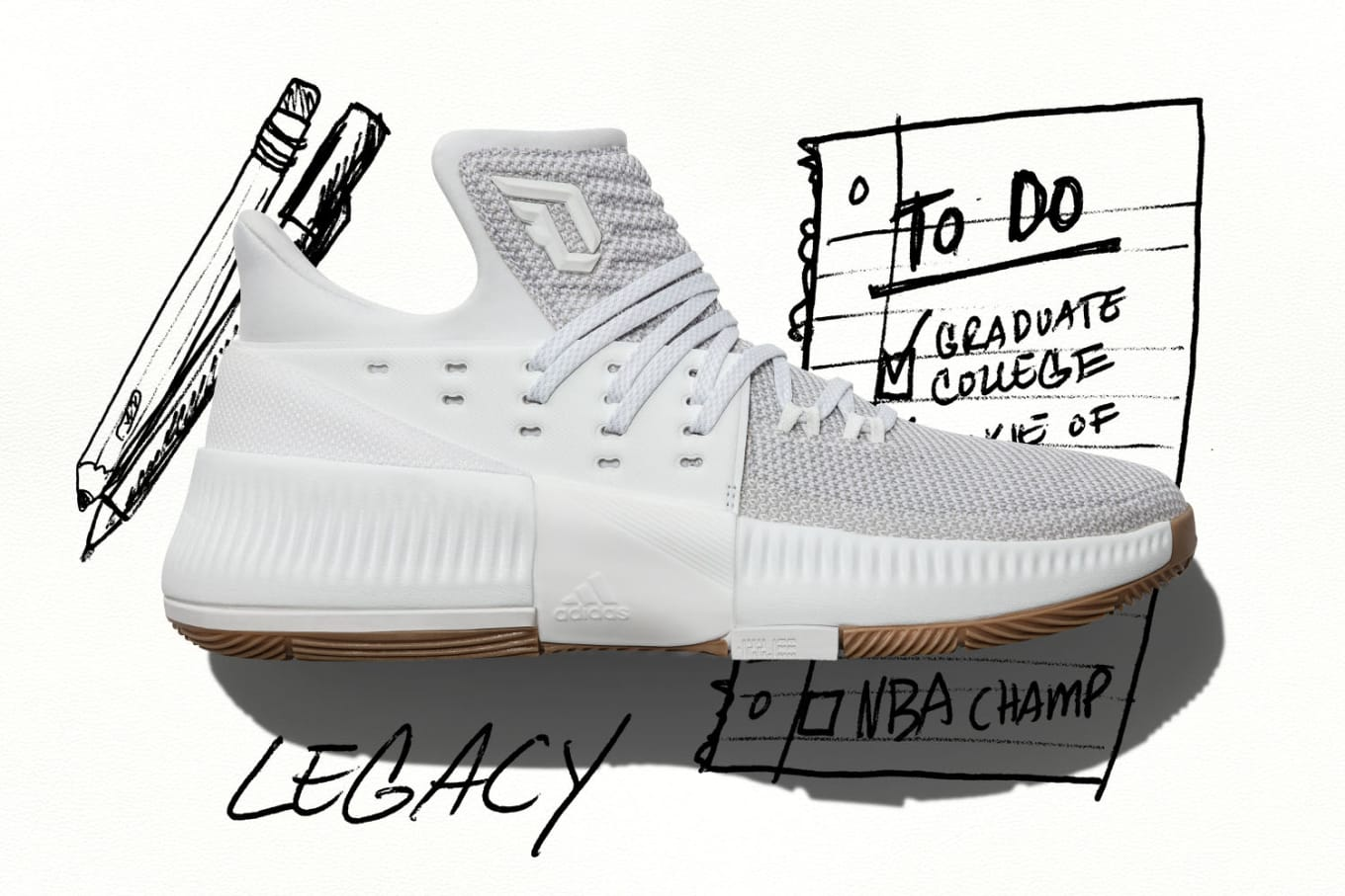 info for f78c5 f4622 Damian Lillard Gets Sneakers to Celebrate New Legacy Song