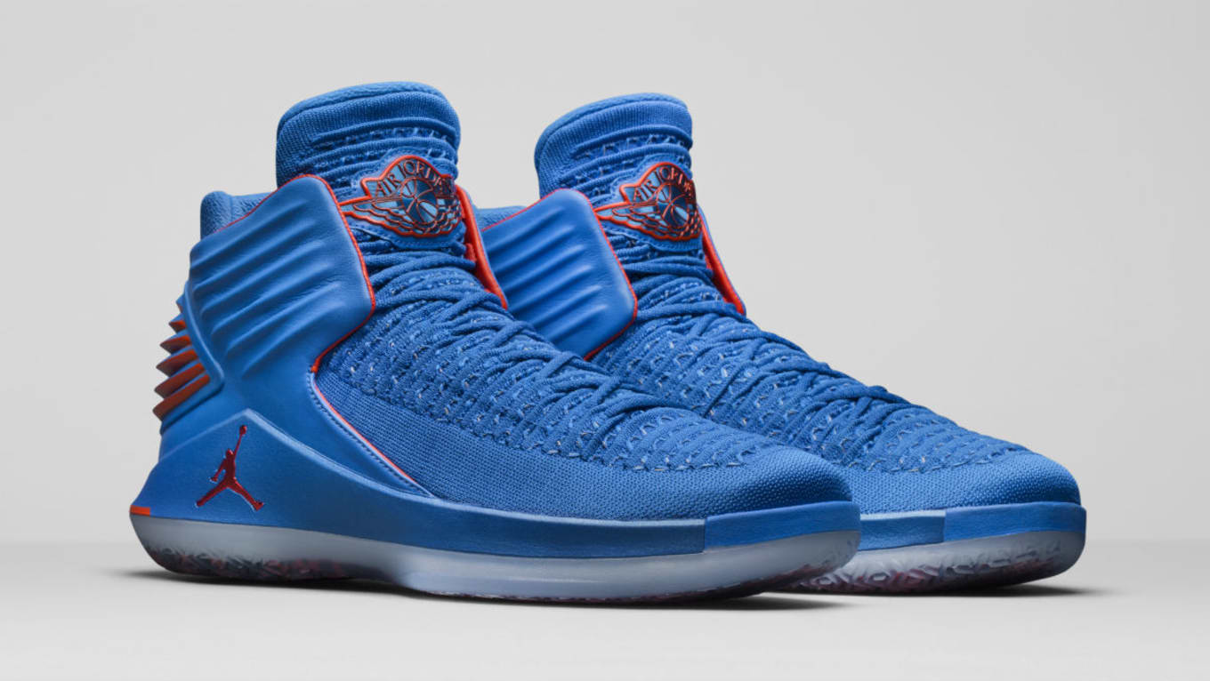 48c65ad83f340f Air Jordan 32 Russell Westbrook Why Not  PE Release Date AA1253-400 ...