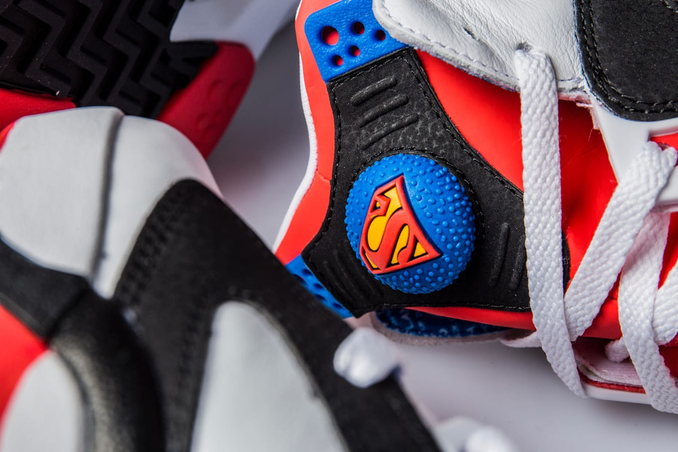 216aeb3f21e97f Shaq and Reebok Are Releasing  Superman  Sneakers. Celebrating Shaq s  All-Star debut 25 years ago.
