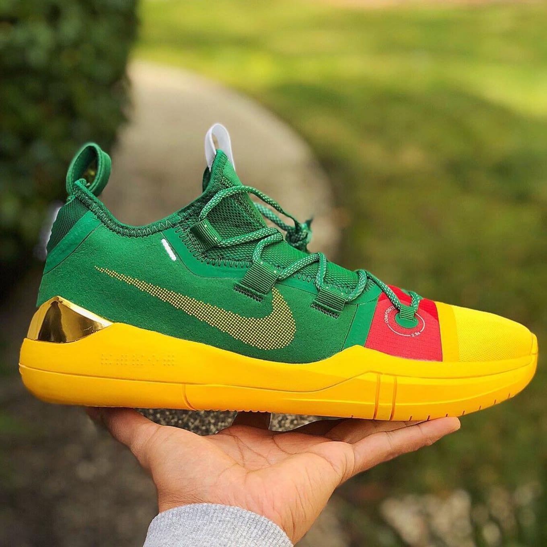 7fe6e3767685 NIKEiD Nike By You Kobe A.D. Exodus Designs