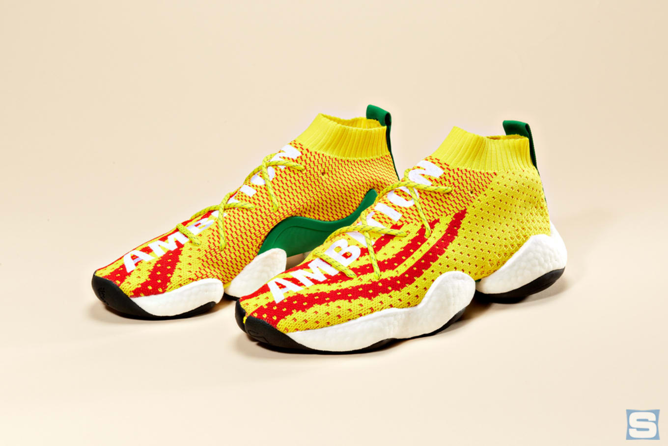 0b9cdc6144753 Pharrell s Exclusive Adidas BYW Shoes Are Coming Back. In two brand new pink  colorways.