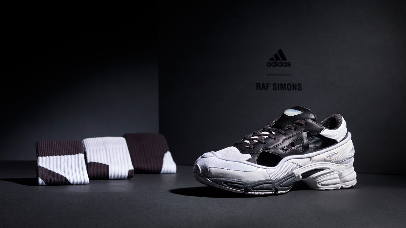 dd47bd3cdd8 Raf Simons  Latest Adidas Model Is Releasing This Week. Introducing the  Replicant Ozweego pack.
