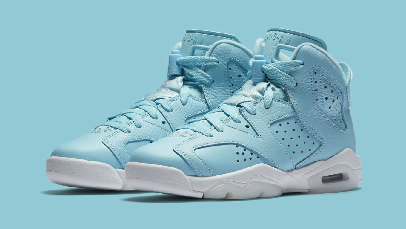 4d922f1c378 Air Jordan 6 Pantone GG Release Date 543390-407 | Sole Collector