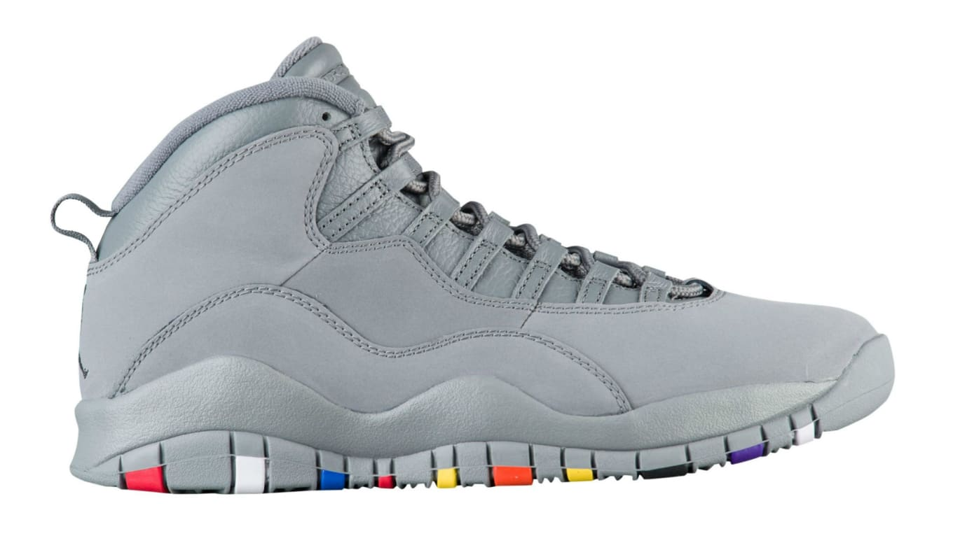 quality design 01d09 8d995 The  Cool Grey  Air Jordan 10 Retro Debuts This Month