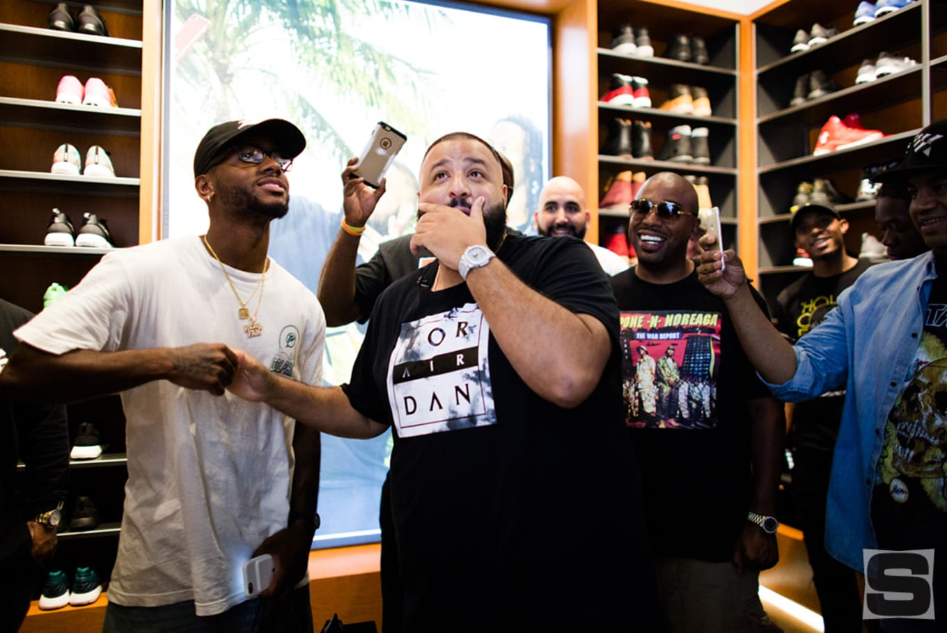 How Champs Sports built a store where friends of Khaled can shop for free. 9ed7ca763