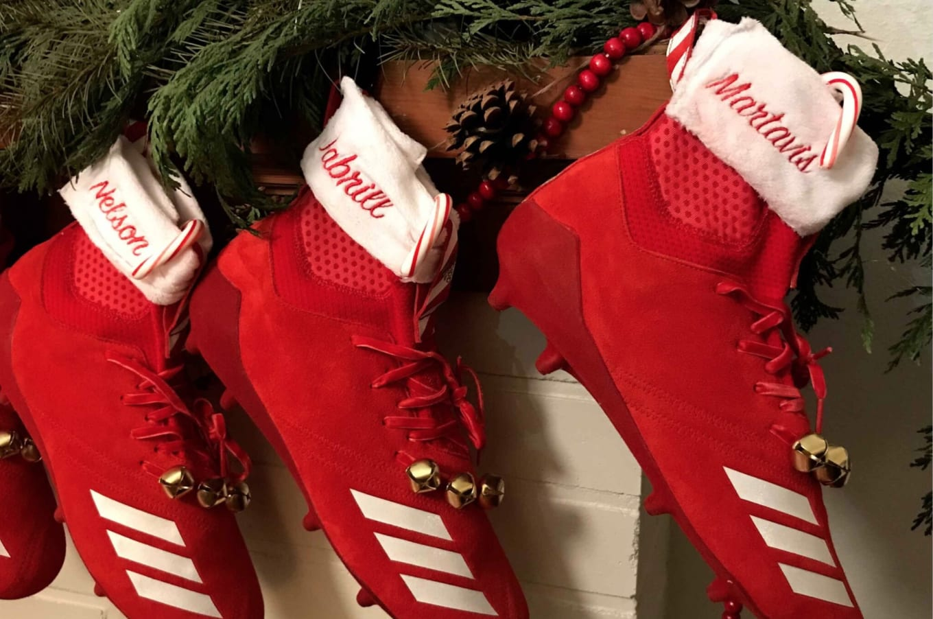 Clínica miel Agarrar  Adidas Football Christmas Stocking Cleats | Sole Collector