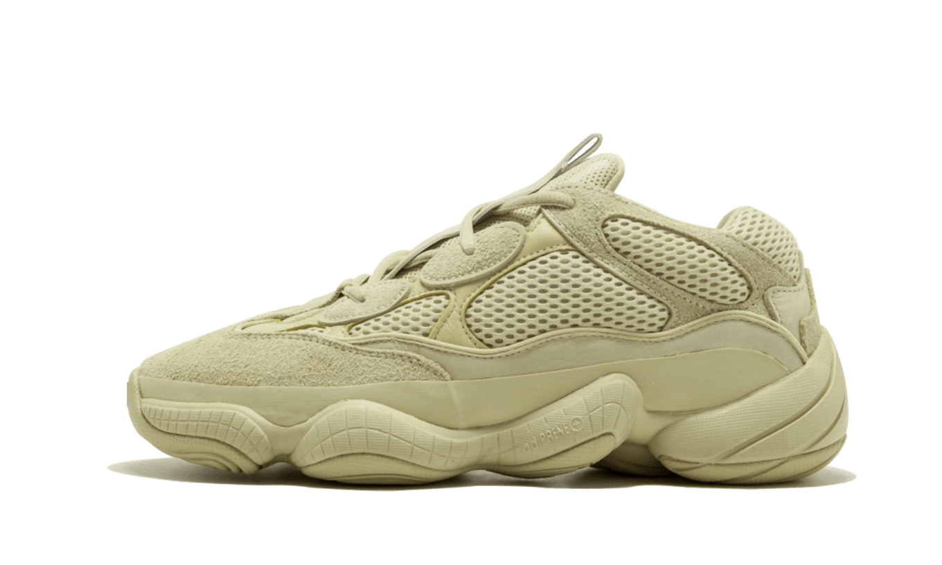 b7a2682173093 A Closer Look at the  Super Moon Yellow  Adidas Yeezy 500s
