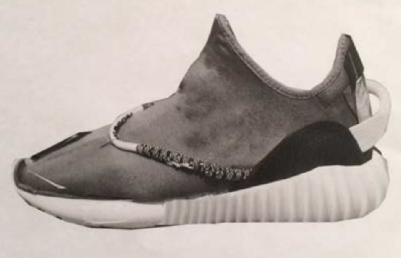 Kanye West Shares What the Yeezy Boost 350 Could've Looked