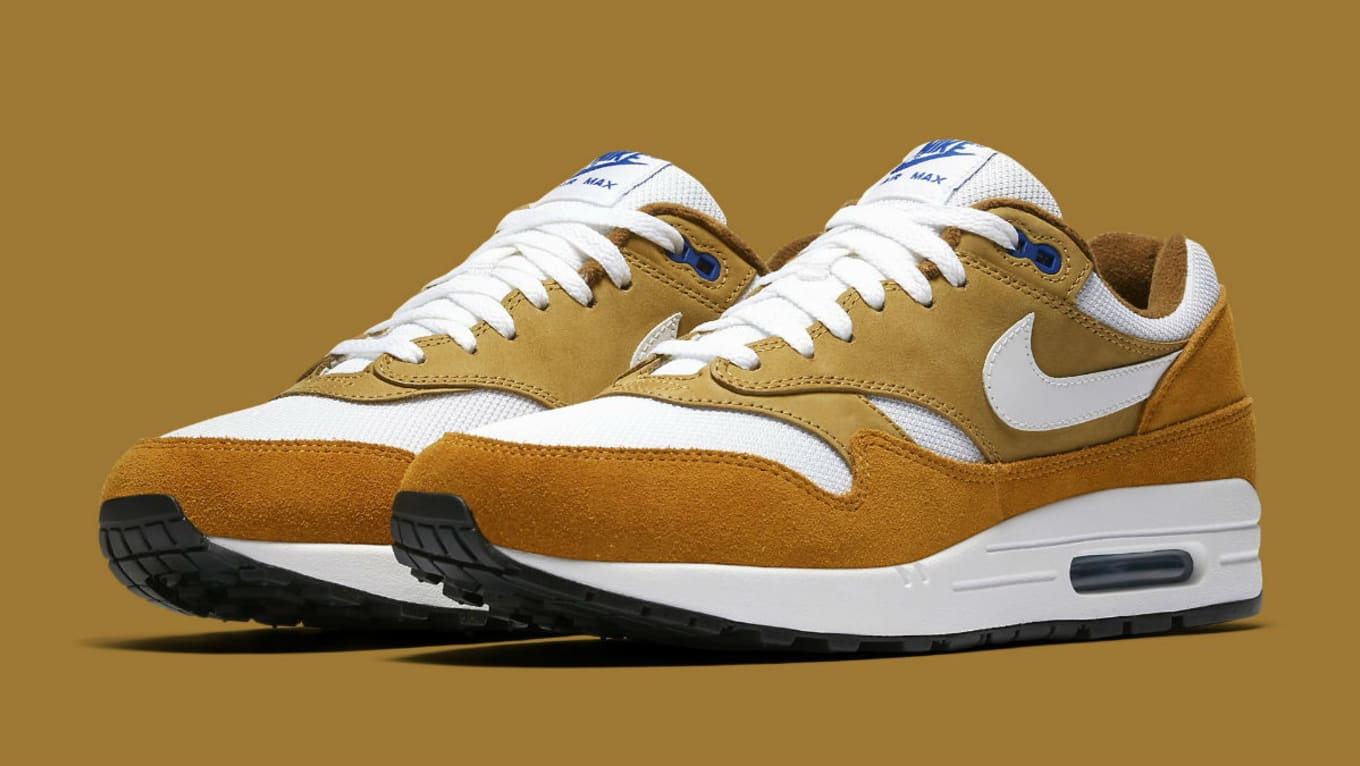 competitive price 72bcd b59a3 The Curry Nike Air Max 1 Returns Next Week