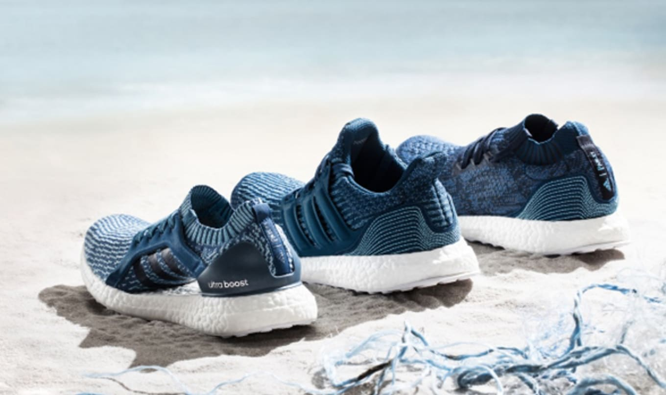 01adcb17e623 Next Parley x Adidas collection available on May 10.