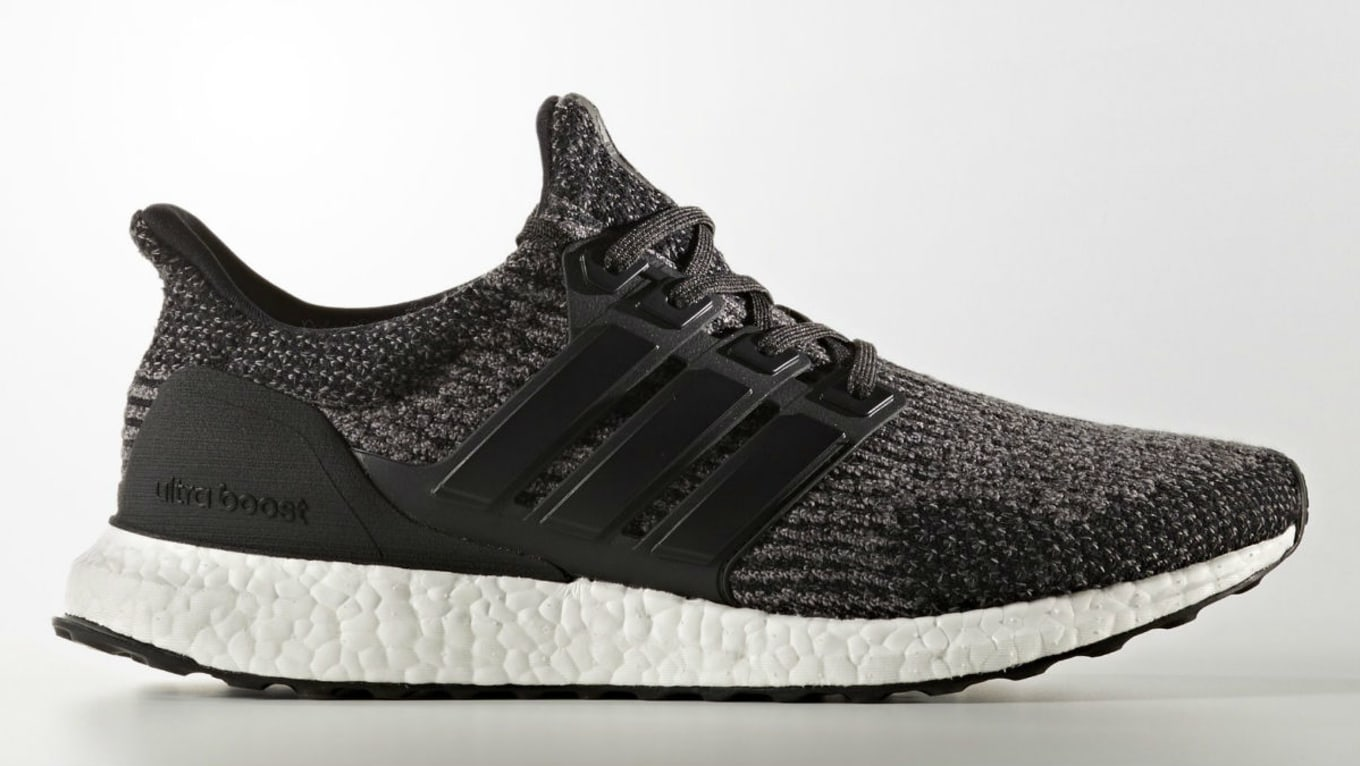 dc5df124398ff Adidas Ultra Boost 3.0 Core Black Release Date Profile