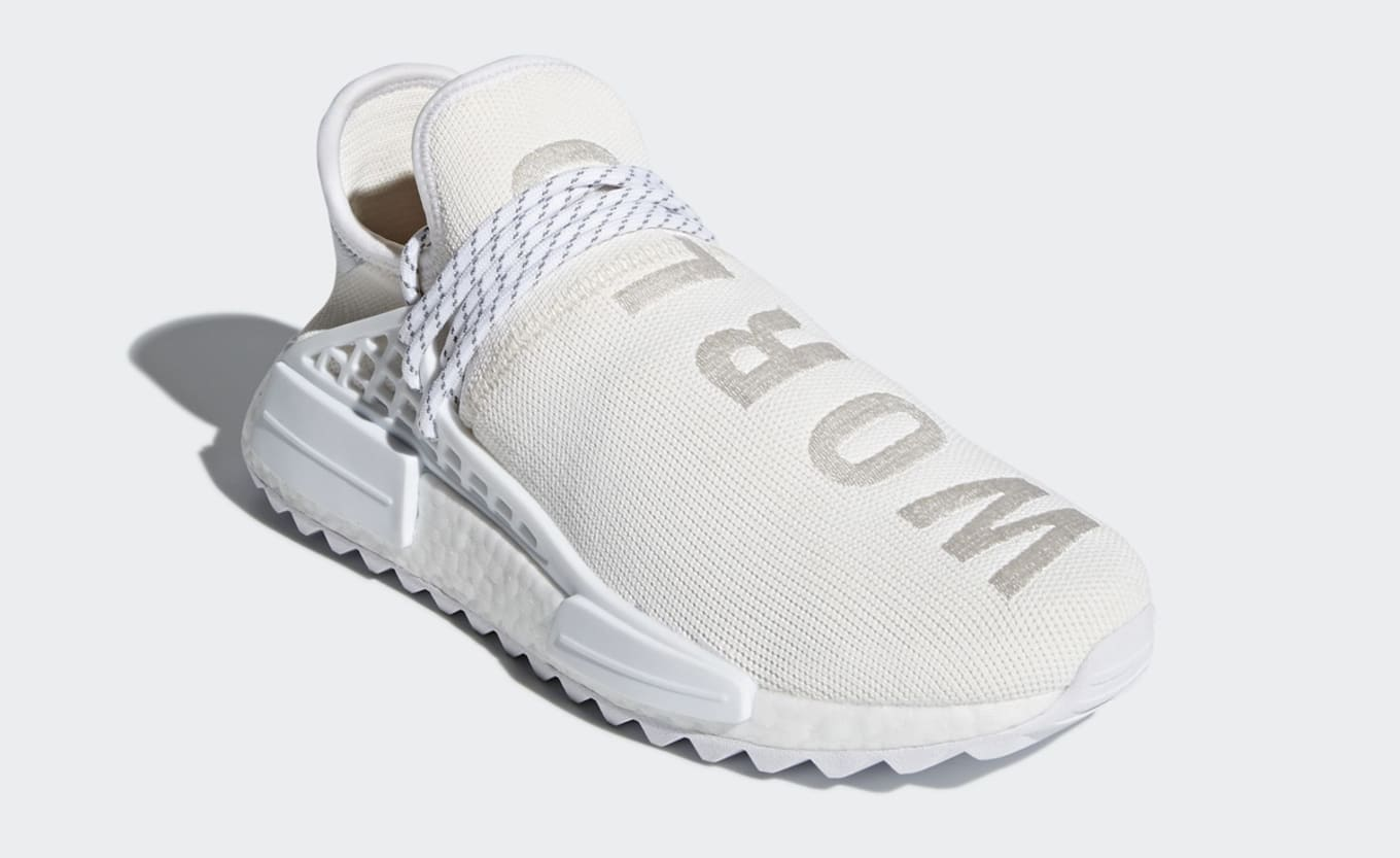 Pharrell x Adidas NMD Hu Trail  Blank Canvas  Releasing in February 31713dc95
